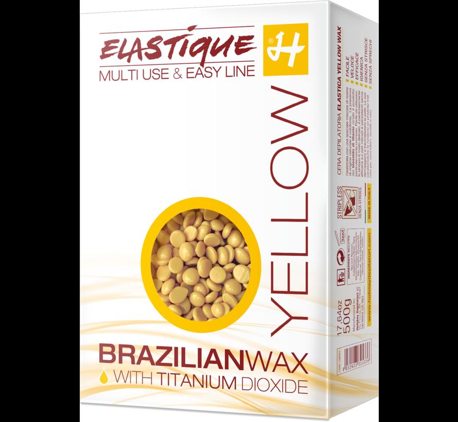 Elastique Brazilian Wax Yellow