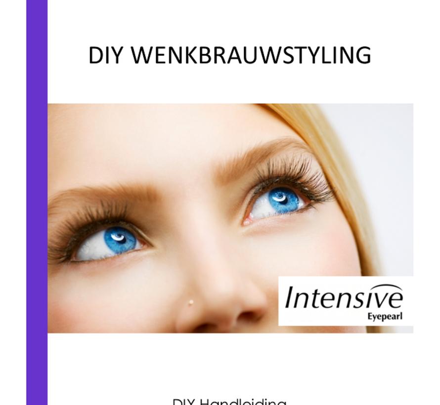 DIY Wenkbrauw Styling