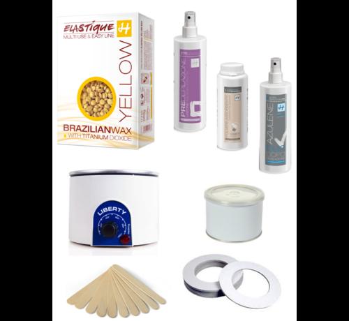 Holiday Hot Elastique Wax Startkit 1