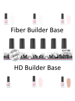 La Femme Dutch Choice: HD Builder & Fiber  Builder Base