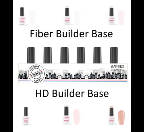 La Femme Dutch Choice: HD Builder & Fiber  Builder Base