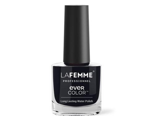 La Femme Evercolor Nailpolish E073 - Black Shadow