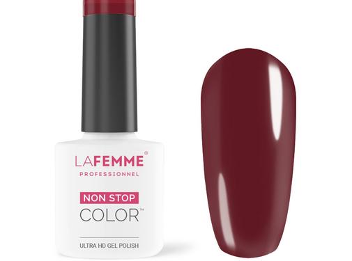 La Femme Gel Polish Ultra HD - H260 Blazing Red
