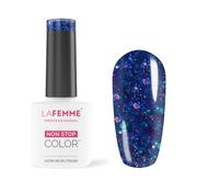 La Femme Gel Polish Ultra HD - Sparkling Blue