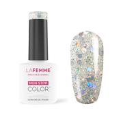 La Femme Gel Polish Ultra HD - Hopeful White