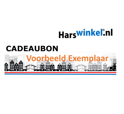Harswinkel Cadeaubon vanaf 10 Euro