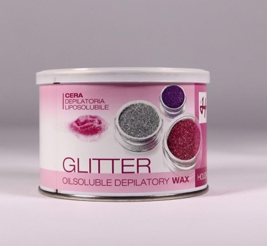 Gel Stripwax Glitter