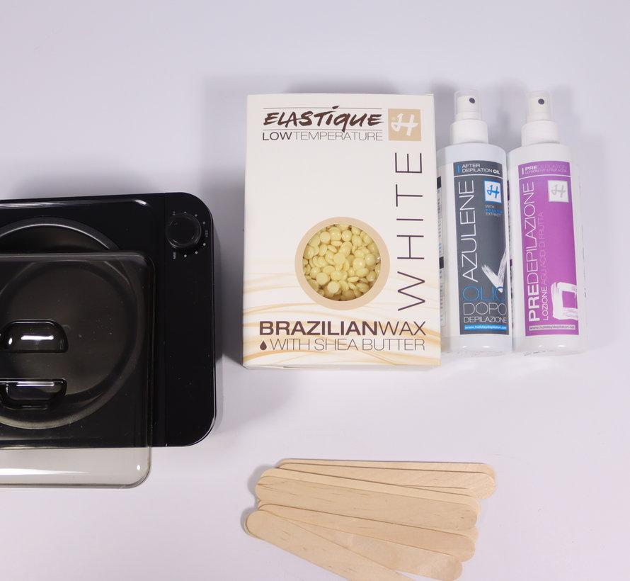 Elastique Brazilian Wax set