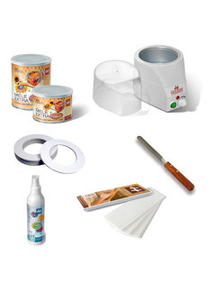 Holiday Sugar wax Startkit 2