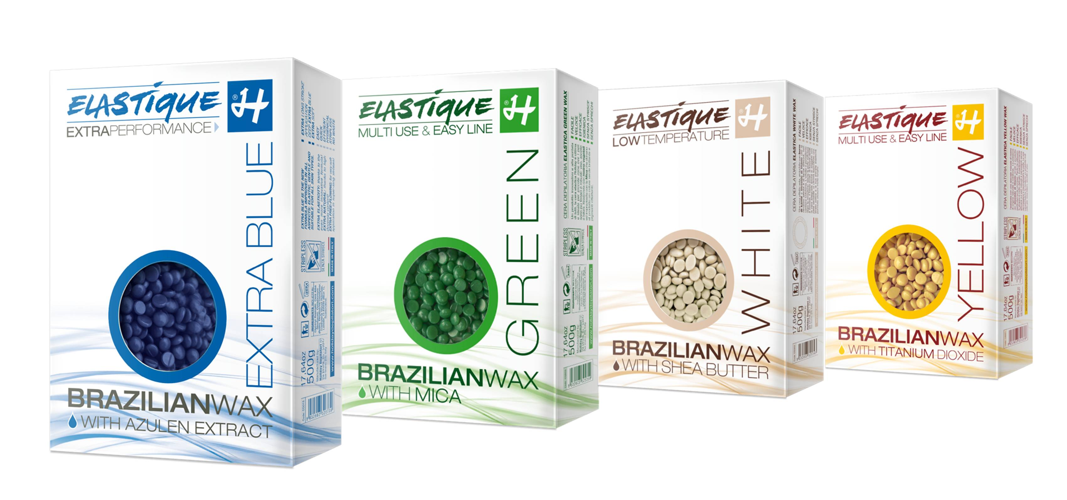 Elastique  Wax