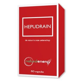 NATURAL ENERGY HEPUDRAIN (60 CAPS)