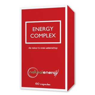 NATURAL ENERGY ENERGY COMPLEX (60 CAPS)