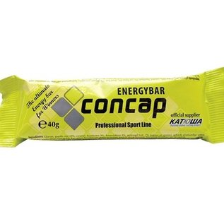 CONCAP SPORT ENERGY BOOST CONCAP PROFESSIONAL ENERGY BAR (40 G)