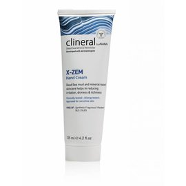 CLINERAL by AHAVA  CLINERAL X-ZEM Hand Cream by AHAVA (125 ML)