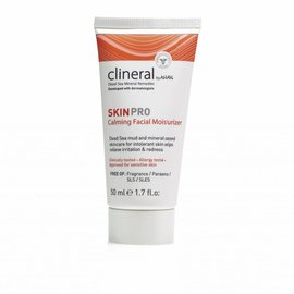 CLINERAL by AHAVA SKIN CARE CLINERAL SKINPRO Calming Facial Moisturizer by AHAVA (50 ML)