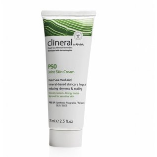 CLINERAL by AHAVA SKIN CARE CLINERAL PSO Joint Skin Cream by AHAVA (75 ML)