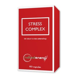 NATURAL ENERGY STRESS COMPLEX (60 CAPS)