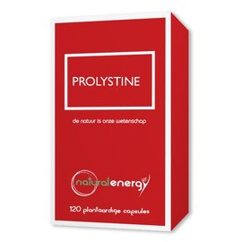 NATURAL ENERGY PROLYSTINE  (120 V-CAPS)