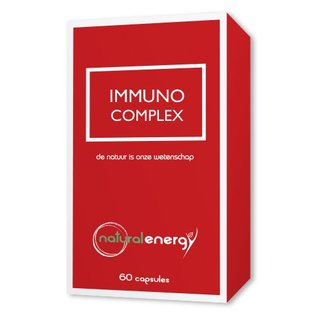 NATURAL ENERGY IMMUNO COMPLEX (60 CAPS)