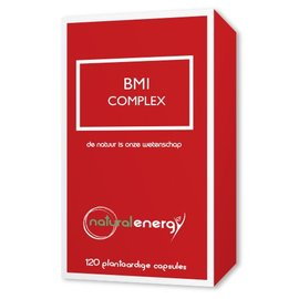 NATURAL ENERGY BMI COMPLEX (120 V-CAPS)