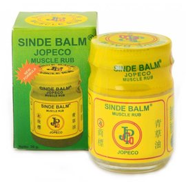 BIJENHOF BEE PRODUCTS SINDE BALM JOPECO MUSCLE RUB (36 G)