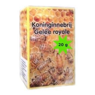 BIJENHOF BEE PRODUCTS KONINGINNEBRIJ (20 G)