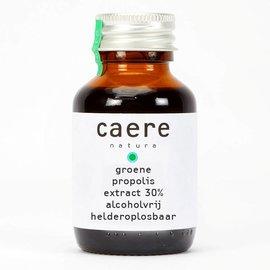 CAERE NATURA GREEN PROPOLIS GROENE PROPOLIS EXTRACT 30 % ALCOHOLVRIJ & HELDER OPLOSBAAR (60 ML)