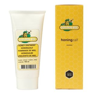 GOLDEN BEE PRODUCTS POMMADE AU MIEL GOLDEN BEE (100 ML)