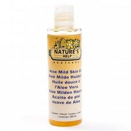 NATURE'S HELP NATURE'S HELP ALOË VERA MILDE HUIDOLIE (200 ML)
