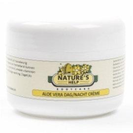 NATURE'S HELP NATURE'S HELP ALOË VERA DAG- EN NACHTCRÈME (100 ML)