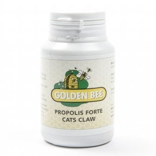 GOLDEN BEE PRODUCTS GOLDEN BEE PROPOLIS FORTE CATS CLAW 1875/100 (60 COMPRIMÉS)