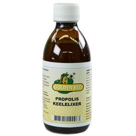 GOLDEN BEE PRODUCTS GOLDEN BEE ÉLIXIR DE PROPOLIS POUR LA GORGE & ANTITUSSIF (250 ML)