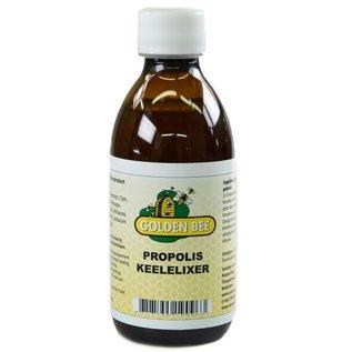 GOLDEN BEE GOLDEN BEE PROPOLIS KEELELIXIR & HOESTDRANK (250 ML)