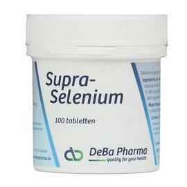 DEBA PHARMA HEALTH PRODUCTS SUPRA SELENIUM (100 COMPRIMÉS)