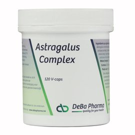 DEBA PHARMA HEALTH PRODUCTS ASTRAGALUS COMPLEX (120 V-CAPS)