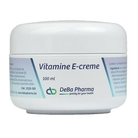 DEBA PHARMA HEALTH PRODUCTS SUPER CRÈME VITAMINE E (100 ML)
