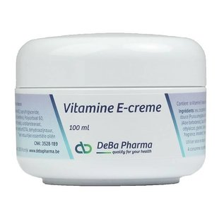 DEBA PHARMA HEALTH PRODUCTS SUPER VITAMINE E CREME (100 ML)