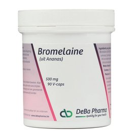 DEBA PHARMA HEALTH PRODUCTS BROMÉLAÏNE (90 V-CAPS)