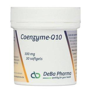DEBA PHARMA HEALTH PRODUCTS COENZYME Q10 (30 SOFTGELS)