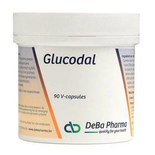 DEBA PHARMA HEALTH PRODUCTS GLUCODAL - NORMALE BLOEDSUIKERSPIEGEL (90 V-CAPS)