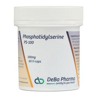 DEBA PHARMA HEALTH PRODUCTS PS 100 PHOSPHATIDYLSÉRINE (60 V-CAPS)