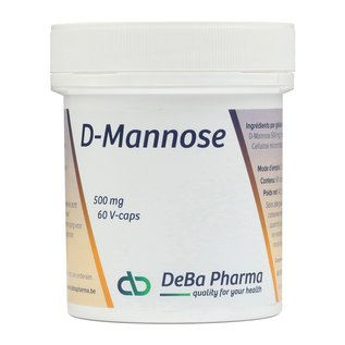 DEBA PHARMA HEALTH PRODUCTS D-MANNOSE (60 V-CAPS)