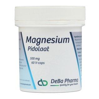 DEBA PHARMA HEALTH PRODUCTS PIDOLATE DE MAGNÉSIUM (60 V-CAPS)