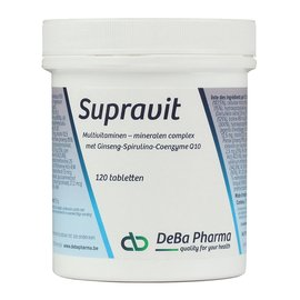 DEBA PHARMA HEALTH PRODUCTS SUPRAVIT (120 COMPRIMÉS)