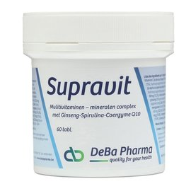 DEBA PHARMA HEALTH PRODUCTS SUPRAVIT (60 COMPRIMÉS)