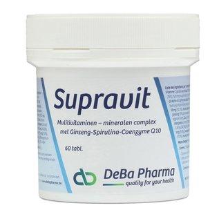 DEBA PHARMA HEALTH PRODUCTS SUPRAVIT (60 COMPRIMÉS)