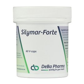 DEBA PHARMA HEALTH PRODUCTS SILYMAR FORTE (60 V-CAPS)