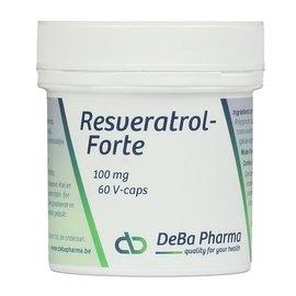 DEBA PHARMA RESVERATROL FORTE (60 V-CAPS)