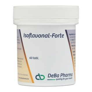 DEBA PHARMA HEALTH PRODUCTS ISOFLAVONAL FORTE (60 TABLETTEN)