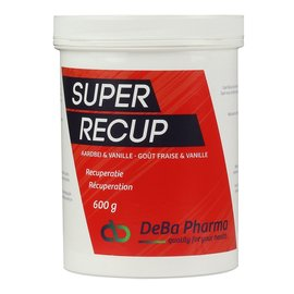 DEBA PHARMA HEALTH PRODUCTS SUPER RECUP (600 G)